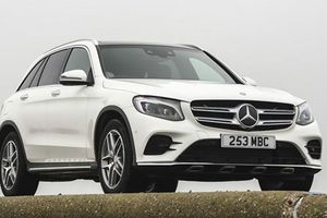 Doanh số bán xe Mercedes tăng 13% trong tháng 5