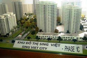 TP.HCM: Sắp khởi công dự án Sing Việt bị treo gần 20 năm
