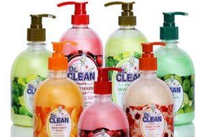 Nước rửa tay chứa Triclosan tràn ngập thị trường