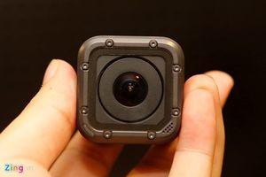 Trên tay GoPro Hero 5 vừa lên kệ tại VN, giá từ 7 triệu