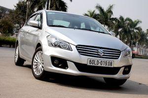 Suzuki Ciaz 2016 giá 580 triệu tại Việt Nam có gì?