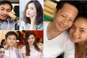 Dàn bạn trai đại gia nổi đình đám của sao Việt 2015