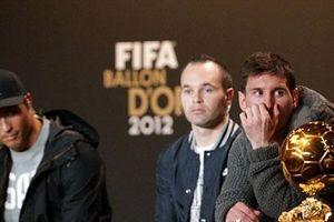 Messi - Ronaldo: Cuộc chiến của 7 Quả bóng Vàng