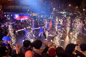 Lễ hội âm nhạc đường phố thu hút giới trẻ Hà thành