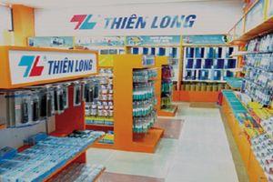 Thiên Long Group: Năm 2015 lãi ròng 187 tỷ, vượt 13% kế hoạch