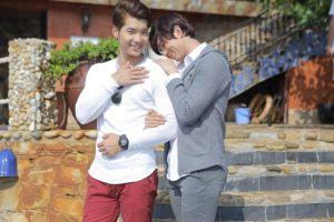 Tim và Trương Nam Thành tình tứ khiến khán giả nghi vấn về 'giới tính thật'