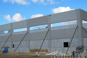 Ứng dụng công nghệ Precast Panels trong xây dựng