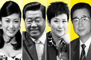 Hồ sơ Panama tiết lộ 8 'quý tộc Đỏ' Trung Quốc