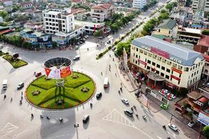 TP.Hà Tĩnh khởi công dự án xây dựng đô thị loại II