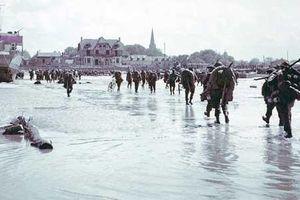 Cuộc đổ bộ Normandy lịch sử trong Thế chiến 2 qua ảnh