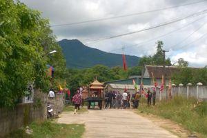 Hà Tĩnh: Thợ điện đi rà cá bị điện giật chết