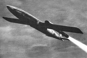 Chiêm ngưỡng tên lửa hành trình đầu tiên trên thế giới