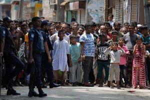 Bangladesh tiêu diệt kẻ chủ mưu vụ khủng bố ở Dhaka