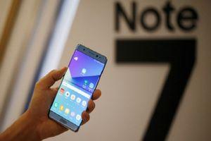 VNA, Vietjet, Jestar đồng loạt 'cấm bay' đối với Samsung Note 7
