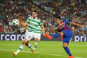 Messi lập hat-trick, Barca hủy diệt Celtic