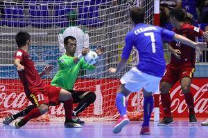 Tạo nên kỳ tích, ĐT Futsal Việt Nam gửi lời cảm ơn tới CĐV