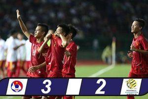 U16 Việt Nam thắng ngược U16 Australia đầy cảm xúc