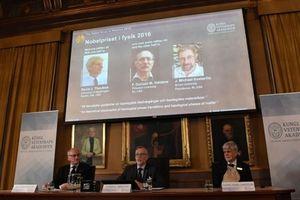Nobel Vật lý 2016: Khám phá bí ẩn của vật chất đặc biệt