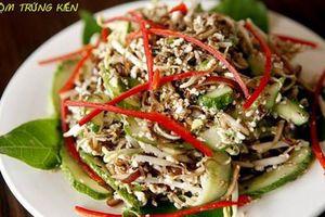 Những món ngon được chế biến từ đặc sản trứng kiến