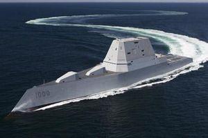 Nhận mặt 10 tàu khu trục 'khủng khiếp' nhất thế giới (1)