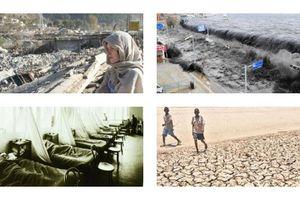 10 thảm họa khủng khiếp trong lịch sử nhân loại