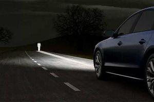 Cách tăng độ sáng cho đèn pha ô tô