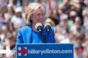 Bầu cử Mỹ: Những át chủ bài có giúp bà Clinton làm nên lịch sử?