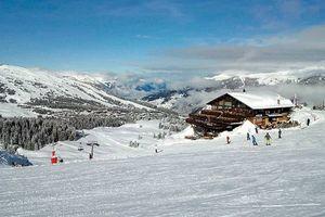 Những nhà hàng siêu đẹp trên đỉnh núi mùa đông
