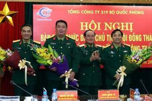 Đại tá Phùng Quang Hải không còn làm Chủ tịch Tổng công ty 319