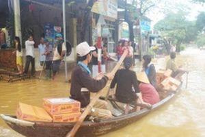 Phát động quyên góp ủng hộ đồng bào khắc phục thiệt hại do mưa lũ