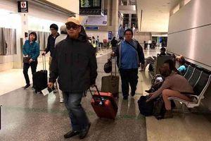 Minh Béo về Việt Nam ngay sau khi mãn hạn tù ở Mỹ