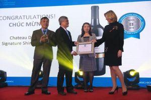 Rượu vang Việt Nam lần đầu tiên thắng giải thắng quốc tế Cathay Pacific