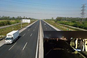 Xử lý tình huống trên đường cao tốc, cần lắm những kỹ năng