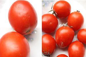 Cách phân biệt 15 loại rau củ Việt Nam với hàng Trung Quốc