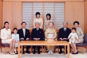 Khoảnh khắc chan chứa tình thân trong Hoàng gia Nhật