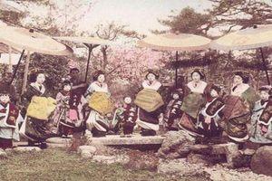 Bí mật về đời sống của gái bán hoa Nhật Bản xưa