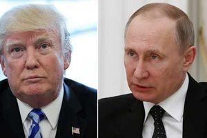 Ông Trump gọi điện cho TT Putin sau vụ đánh bom St.Petersburg