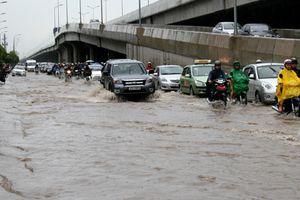 Dự báo thời tiết 3 ngày tới: Hà Nội mưa to,ra đường cẩn thận