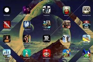 Biến iPhone và iPad thành máy chơi game cầm tay
