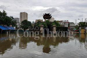 Ảnh hưởng của áp thấp nhiệt đới, Nghệ An đã có 7 người chết và nhiều vùng bị cô lập