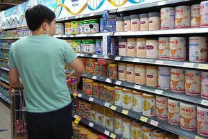 Hàng nội vẫn thắng thế ở thị trường sữa