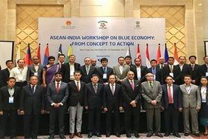 Hội thảo ASEAN - Ấn Độ về kinh tế biển xanh