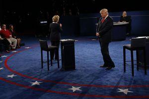 12 bức ảnh ấn tượng về cuộc bầu cử Mỹ năm 2016