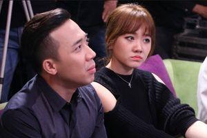 Bị Hari Won tiết lộ giới tính và nói ích kỷ, Trấn Thành phản ứng bất ngờ