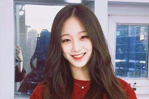 Nhan sắc xinh đẹp của 9X Hàn Quốc mới nổi trên mạng