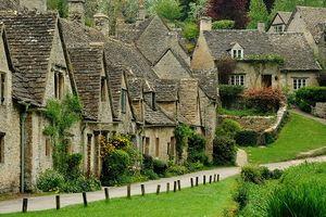 Những ngôi làng nhiều nhà cổ đẹp như tranh vẽ