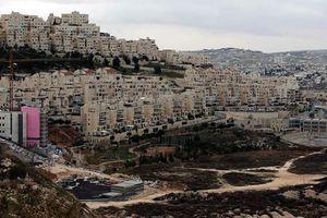 Israel hợp pháp hóa các khu định cư Do Thái