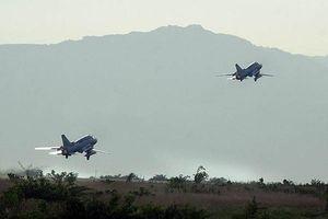 KQND Việt Nam thực hiện hàng loạt chuyến bay đầu năm