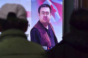 Báo Malaysia công bố hình ảnh Kim Jong Nam trước khi chết