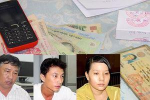 Bắt 3 cha con ở An Giang buôn bán ma túy